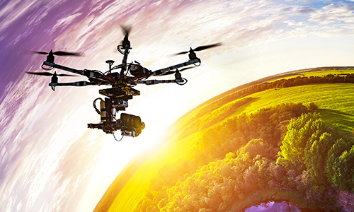 Drohne Multikopter Danny Yassaro
